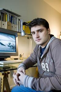 Российский дизайнер имеет все шансы стать победителем конкурса Peugeot Design 2007, фото 1