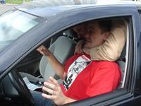 Приемы самообороны в автомобиле, фото 1