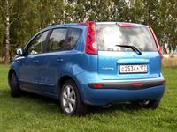 Nissan Note: Стильная машина для разборчивого семьянина, фото 4