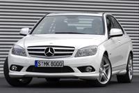 """Ремни безопасности """"подставили"""" Mercedes C-класса, фото 1"""