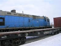 Подержанные автомобили по железной дороге будут перевозиться под охраной, фото 1