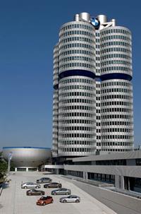 BMW возвращается в штаб-квартиру, фото 5