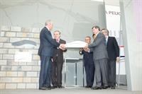 PSA Peugeot Citroen и Mitsubishi Motors Corporation заложили первый камень совместного завода в Калуге , фото 3