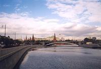 Паркинг под Москвой-рекой, фото 1