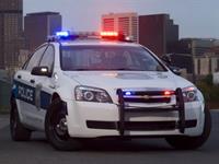 Водителей лишили прав за надпись Police, фото 1