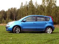 Nissan Note: Стильная машина для разборчивого семьянина, фото 6