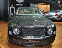 Bentley отзывает 596 машин, фото 1