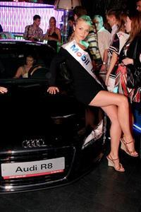 Audi R8 шагает по Москве, фото 2