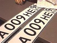 В России лигализуют торговлю автомобильными номерами?, фото 1