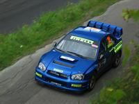 Subaru на Ралли Германия , фото 1