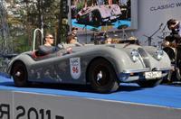 Девятое ежегодное ралли классических автомобилей в Москве , фото 3