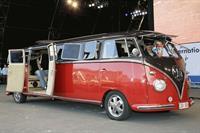Празднование юбилея Volkswagen Transporter в Ганноверe, фото 1