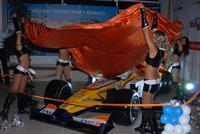 Настоящий болид F1 в Москве, фото 3
