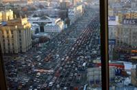 «Яндекс» провел исследования пробок в Москве, Санкт-Петербурге, Екатеринбурге и Киеве, фото 1