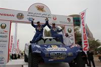 Кубок Мира по ралли-рейдам – Этап 2: Abu Dhabi Desert Challenge 2012. Яркие моменты в итоговом резюме., фото 10