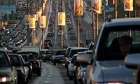 В Москве установят 50 электронных табло информирующих водителей о пробках, фото 1