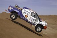 Ралли OiLibya of Morocco 2011: Сенсации первой половины гонки!, фото 4