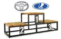 Toyota и ВАЗ самые востребованные в РУнете марки, фото 1