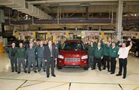 Land Rover выпустил 11-тысячный Freelander 2, фото 1