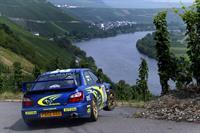 Subaru на Ралли Германия , фото 2