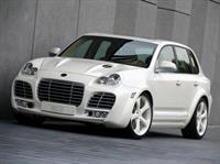 Porsche Cayenne будет работать «скорой помощью», фото 1