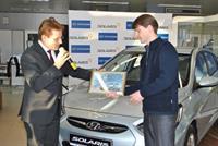 В России продан 100-тысячный Hyundai Solaris, фото 3