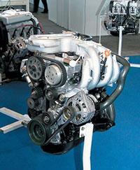 16-клапанный мотор Калины