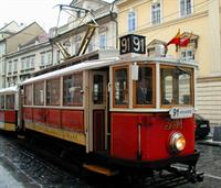 Временные изменения трамвайных маршрутов в Москве , фото 1