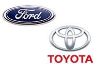 Ford и Toyota хотят работать вместе, фото 1