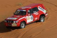 Женское  Ралли Газелей «Rallye Aicha des Gazelles» 2008 примет три российских экипажа!, фото 1