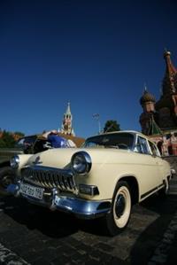 Стартовало VI ралли классических автомобилей «Золотое кольцо», фото 1
