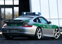 Патрульный Porsche 911
