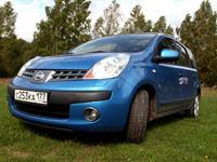 Nissan Note: Стильная машина для разборчивого семьянина, фото 7