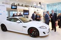 Открылся новый дилерский центр Jaguar Land Rover компании Авто АЛЕА, фото 3