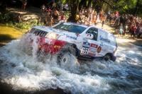Боевое крещение команды 4RALLY на первом этапе гонки, фото 1