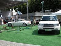 Jaguar и Land Rover на IV Московском Фестивале Яхт, фото 2