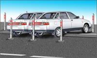 В  московских дворах появятся гостевые парковки, фото 1