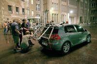 Touareg и Golf GT в «Ультиматуме Борна», фото 2