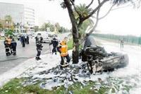 Новые подробности аварии Тины Канделаки, фото 1