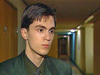 Начальник пресс-службы УБЭП УВД Москвы Филипп Золотницкий
