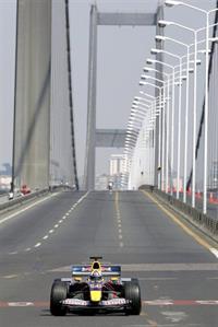 Болиды «Формулы 1» на улицах Москвы, фото 5