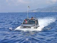 Fiat Panda переплыл Ла-Манш