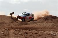 Ралли OiLibya of Morocco 2011: Новые испытания на последних этапах и торжественный финиш!, фото 4