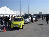 Состоялся первый большой тест-драйв автомобилей Hafei Motor в России, фото 2