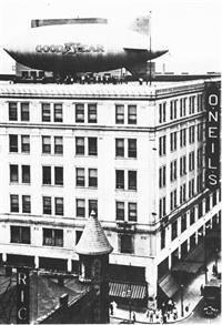 Департаменту аэронавтики компании Goodyear - 100 лет, фото 4