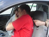 Приемы самообороны в автомобиле, фото 10