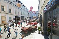 Одиннадцатое ралли классических автомобилей в Москве, фото 1