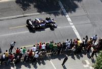 Болиды «Формулы 1» на улицах Москвы, фото 3