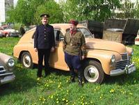 В День Победы в Москве состоится парад старинных автомобилей, фото 5