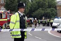 Полицейские Лондона гонялись за безруким водителем, фото 1